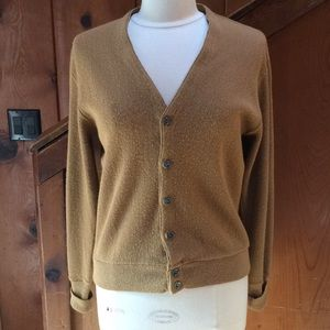 Vintage Cardigan Button Up Sweater